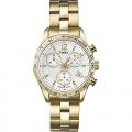 Timex Damen Style Chronograph Quarz Edelstahl T2P058 Bild 1