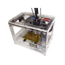 3D Drucker mit Dualextruder und Touch-Fernbedienung Bild 1