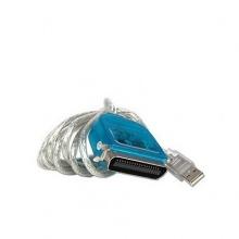SODIAL WZ USB Auf Parallel IEEE 1284 Drucker Adapter Kabel PC Bild 1