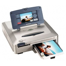 Sony DPP-SV77 digitaler Fotodrucker Bild 1
