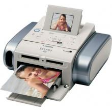 Canon Selphy DS810 Fotodrucker Bild 1