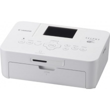 Canon SELPHY CP900 kompakter Fotodrucker weiß Bild 1