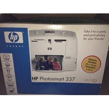 hp photosmart 337 fotodrucker Bild 1