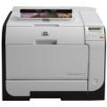 Netzwerkfähiger Farblaserdrucker LaserJet Pro 400 Bild 1
