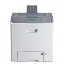 Lexmark C736n Farblaserdrucker Bild 1