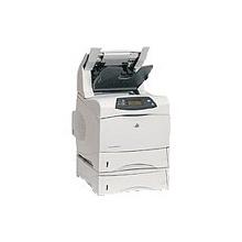 HP Laserjet4350dtnsl A4 monochrom PAR Laserdrucker Bild 1
