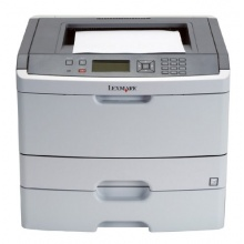 Lexmark E462dtn Monochrome-Laserdrucker Bild 1