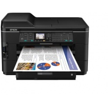 Epson WorkForce WF-7525 Multifunktionsgerät Bild 1