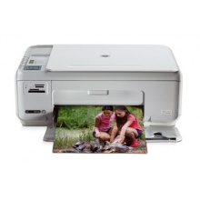 HP Multifunktionsdrucker Photosmart C4380 WLAN Bild 1