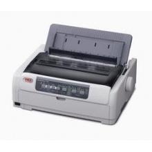OKI Microline ML5791eco monochrom 24Nadeldrucker A Bild 1