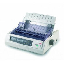 OKI Microline ML3320eco monochrom 9Nadeldrucker A4 Bild 1