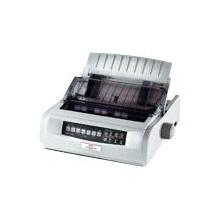OKI Microline ML5591eco monochrom 24Nadeldrucker A Bild 1