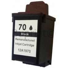 Druckerpatrone kompatibel für Lexmark 70 Tintenpatrone black Bild 1