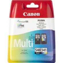 Canon CL-541 PG-540 Original Tintenpatronen Multipack Bild 1