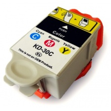 Druckerpatrone kompatibel für KODAK 30 Color Bild 1