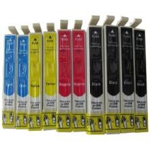 10 Tintenpatronen für Epson Bild 1