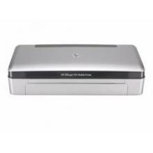 HP Tintenstrahldrucker Farbe Officejet 100 ohne Kabel Bild 1