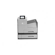 HP X555xh Officejet Enterprise Color  ML grau/schwarz Bild 1