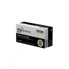 EPSON PJIC6-K Tinte black Discproducer PP 100 Bild 1