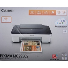 CANON Pixma MG2950S A4 color print WLAN copy scan Bild 1