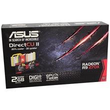 Asus R9270-DC2OC-2GD5 Grafikkarte  Bild 1