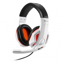Sharkoon Rush ER1 Gaming Headset weiß Bild 1