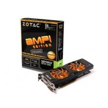 Zotac NVIDIA GeForce GTX 680 AMP Grafikkarte Bild 1