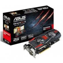 R9 270X DirectCU II 2 GB GDDR5 PCI-Express Grafikkarte Bild 1