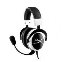 HyperX Cloud Gaming Headset für PC/PS4/Mac weiß Bild 1