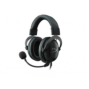 HyperX Cloud II Gaming Headset für PC/PS4/Mac gun metal Bild 1