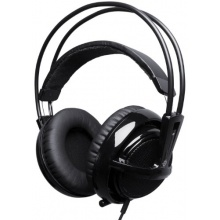 SteelSeries Siberia v2 Gaming Headset Schwarz Bild 1