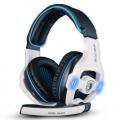 Sades SA903 7.1 USB-Gaming-Headset mit Surround-Sound Bild 1