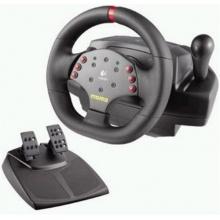 PC - MOMO Racing Force Feedback Wheel Logitech Bild 1