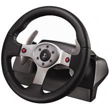 Logitech G25 Racing Wheel PC PS2/PS3 Lenkrad Bild 1