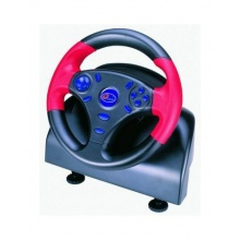 PC - Lenkrad USB Force Feedback e-Driving Bild 1