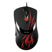 Sharkoon FireGlider Optical - Optische Gaming Maus Bild 1