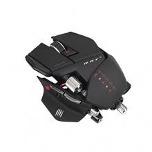 Mad Catz R.A.T. 9 Wireless Gaming Maus 6400 dpi PC und MAC Bild 1