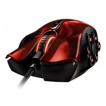 Razer Naga Hex Gaming Maus Rot Bild 1