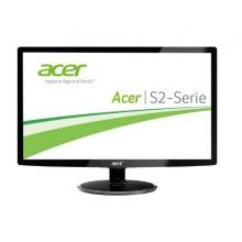 Acer S242HLCBID 60,1 cm 24 Zoll Monitor schwarz Bild 1