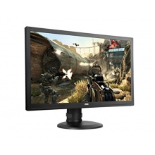 AOC G2460PQU 60,9 cm 24 Zoll Monitor VGA DVI HDMI dunkelgrau Bild 1