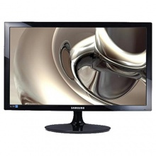 Samsung S24D300H 61 cm 24 Zoll PC-Monitor VGA HDMI schwarz Bild 1