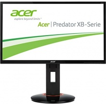 Acer Predator XB240Hbmjdpr 61 cm 24 Zoll Monitor schwarz Bild 1