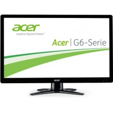Acer G206HQLCb 49,5 cm 19,5 Zoll Monitor VGA 5ms schwarz Bild 1