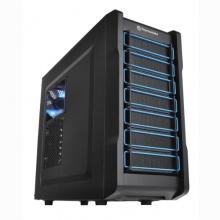 Thermaltake Chaser A21 Midi-Tower Gaming PC-Gehäuse schwarz Bild 1