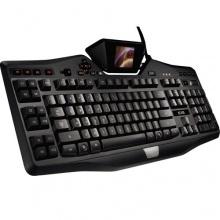 Logitech G19 Gaming Keyboard Tastatur Bild 1
