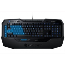 Roccat ISKU Illuminated Gaming Keyboard Tastatur Bild 1