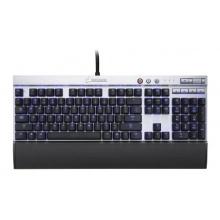 Corsair Vengeance K70 Gaming Tastatur USB 2.0 silber Bild 1