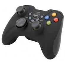 PC - Game Pad Wireless schwarz Bild 1