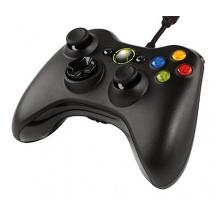 PC - Xbox 360 Controller für Windows, schwarz Bild 1