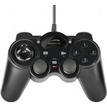 Speedlink Thunderstrike Gamepad für den Computer schwarz Bild 1